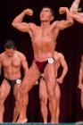 【2016日本マスターズ60才】(47)藤島宏章(63才/165cm/65kg/ボ歴:45年/東京)