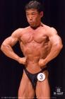 【2017東京クラス別 55kg級 FP】(3)関野浩二(47才/159cm/54kg/ボ歴:12年/アニマル浜口トレーニングジム)