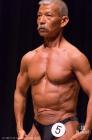 【2017東京クラス別 75kg超級 表彰】(5)星野孝(62才)