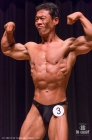 【2017東京クラス別 75kg超級 表彰】(3)関野浩二(47才)