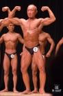 【2017東京クラス別 60kg級】(8)山川忠弘(56才/162cm/59kg/ボ歴:13年/ゴールドジムサウス東京)