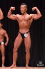 【2017東京クラス別 60kg級】(11)金子貴宏(47才/165cm/59kg/ボ歴:13年/ゴールドジムイースト東京)