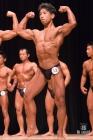 【2017東京クラス別 60kg級】(13)髙橋勝己(46才/165cm/60kg/ボ歴:14年/ゴールドジムウェスト東京)