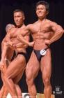 【2017東京クラス別 60kg級 表彰】(9)橋口薫(53才)、(7)増田晋策(23才)