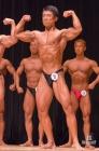 【2017東京クラス別 70kg級】(8)岩橋那雄(33才/167cm/68kg/ボ歴:5年/ゴールドジムイースト東京)