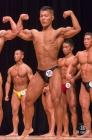 【2017東京クラス別 70kg級】(15)安原拓哉(20才/169cm/69kg/ボ歴:1年/ゴールドジムイースト東京)
