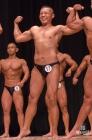 【2017東京クラス別 70kg級】(17)小関元(38才/170cm/69kg/ボ歴:1年/トレーニングセンターサンプレイ)