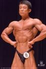 【2017東京クラス別 70kg級 FP】(8)岩橋那雄(33才/167cm/68kg/ボ歴:5年/ゴールドジムイースト東京)