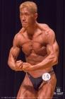 【2017東京クラス別 70kg級 FP】(14)藤川達司(49才/169cm/69kg/ボ歴:11年/トレーニングセンターサンプレイ)