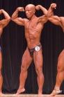 【2017東京クラス別 75kg級】(3)雨谷浩一郎(43才/168cm/73kg/ボ歴:3年/ゴールドジム北千住東京)