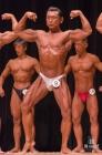 【2017東京クラス別 75kg級】(8)手塚修(48才/170cm/73kg/ボ歴:8年/ゴールドジムサウス東京)