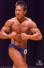【2017東京クラス別 75kg級 FP】(4)松本泰典(49才/169cm/72kg/ボ歴:5年/ゴールドジムウェスト東京)