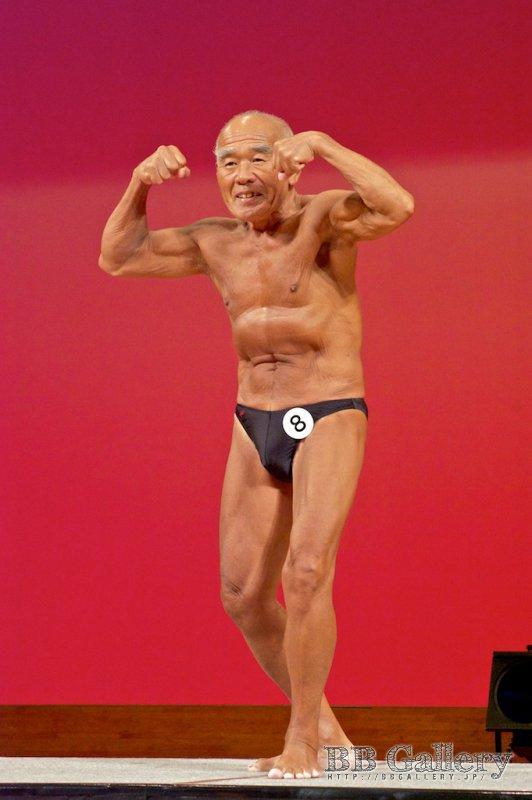 【60才以上】(8) 田吹俊一(81才)