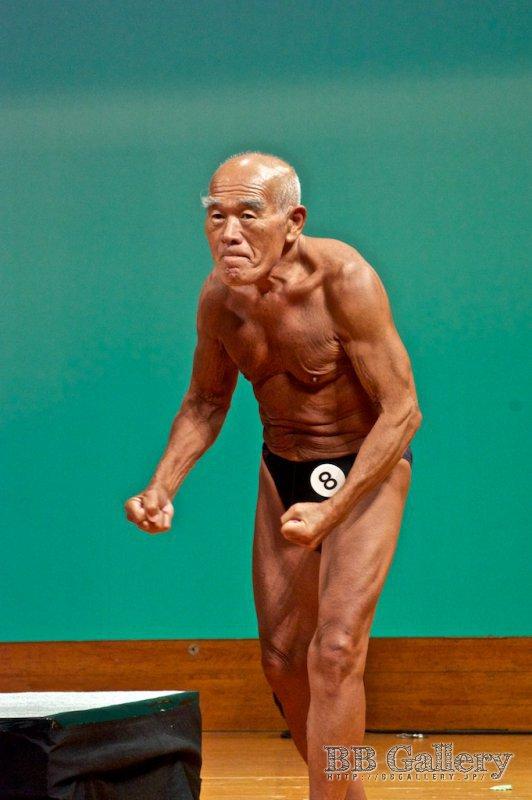 (8) 田吹俊一(81才)
