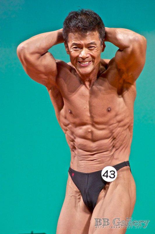 (43) 内山剛志(47才)