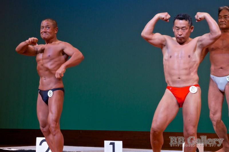 【千葉60才】(16)阿部清夫(61才)、(15)竹内俊雄(60才)