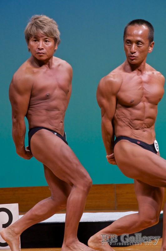 【千葉50才】(19)押川登(51才)、(18)坂本雅己(57才)