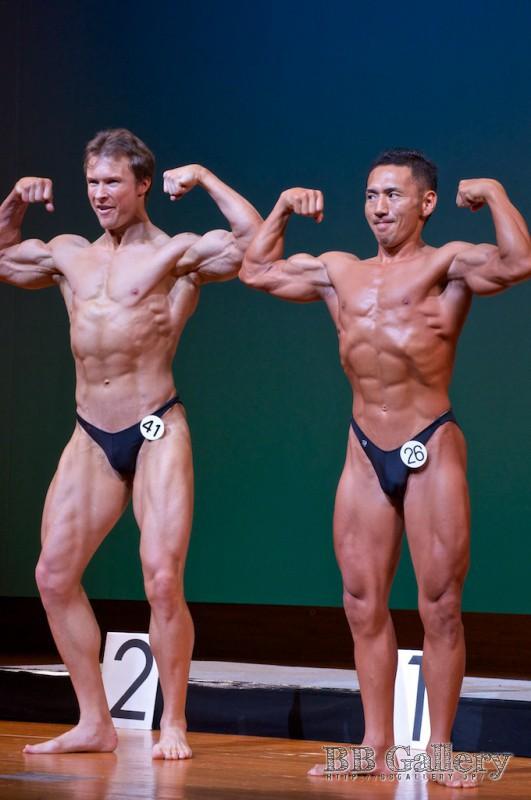 【ミスター千葉】(26)須金慶紀(42才)、(41)Nigel Callahan(39才)