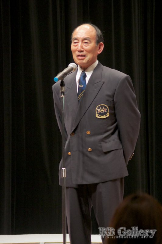 開会宣言:磯村俊夫 大会実行委員長