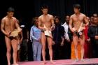 【オープン40才以下:表彰式-3】(23)佐藤俊介(36才)、(20)中村仁宏(28才)、(12)佐々木敬久(33才)