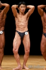 【男子】(2)遠藤力(60才/163cm/58kg/ボ歴:—)
