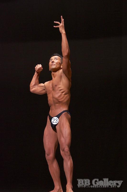 【2012東京クラス別60Kg級:FP】(23)金子貴宏(42才/166cm/60kg)