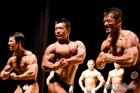 【表彰式-22】(5)佐藤貴規(33才)、(17)佐藤茂男(37才)、(15)松本美彦(43才)