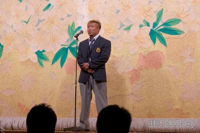 【2013北区:開会式-1】開会宣言:近藤一隆 大会実行委員長