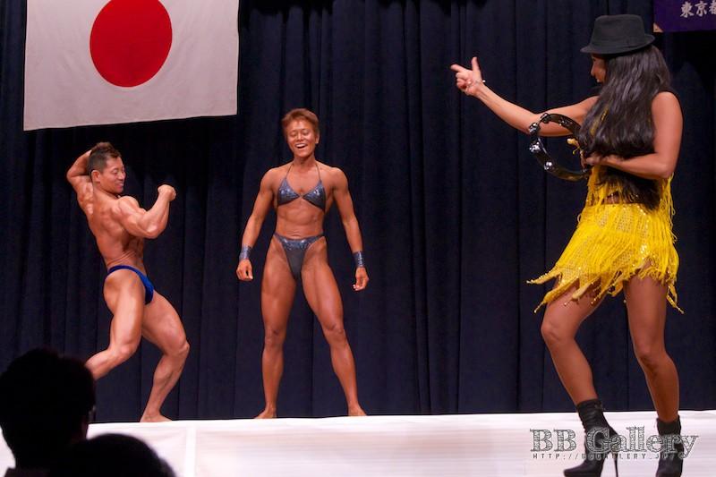 【2013北区:ゲスト-31】谷野義弘&高原佐知子&Body Girls(佐藤恵美・丸山典子)