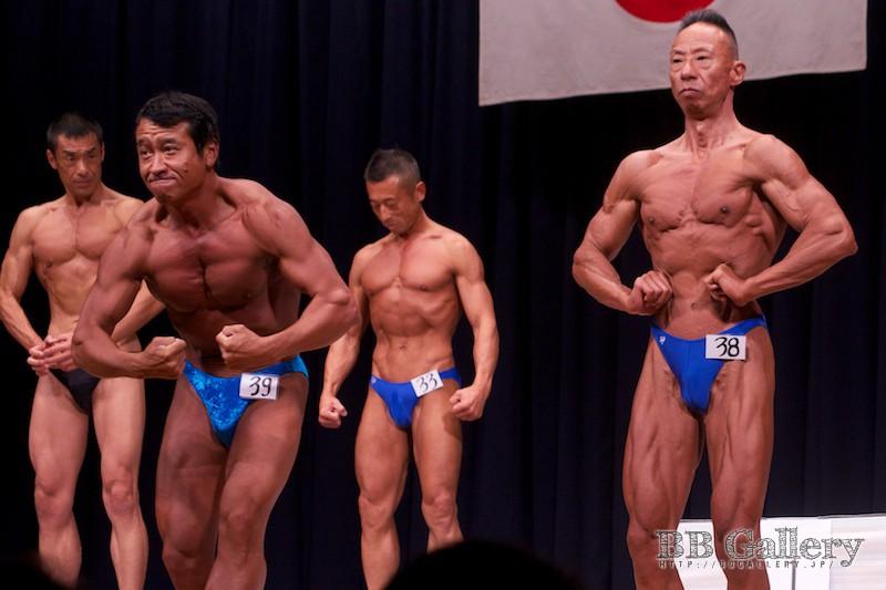 【2013北区:45才】(39)上野俊彦(48才)、(38)金澤和弥(52才)