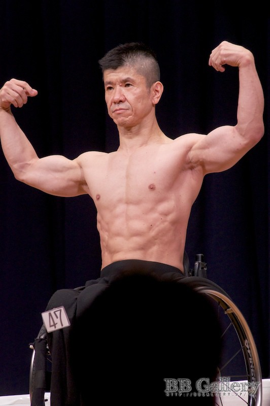 【2013北区:Physically Challenged】(47)三浦浩(49才)
