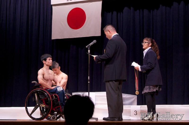 【2013北区:Physically Challenged】表彰式-1