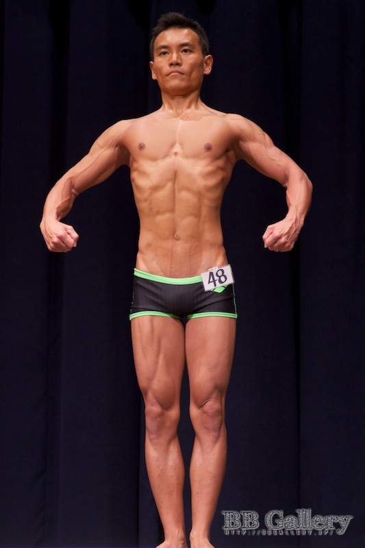 【2013北区:男子ボディフィットネス】(48) 小林康行(36才)