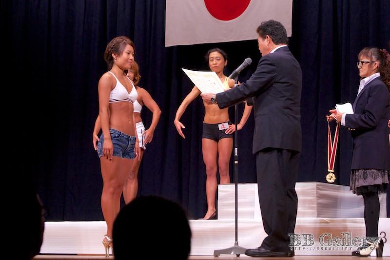 【2013北区:女子ボディフィットネス】(3)渡部梨恵