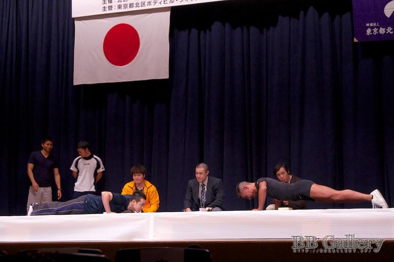 【マッスルアスロン】競技風景-1