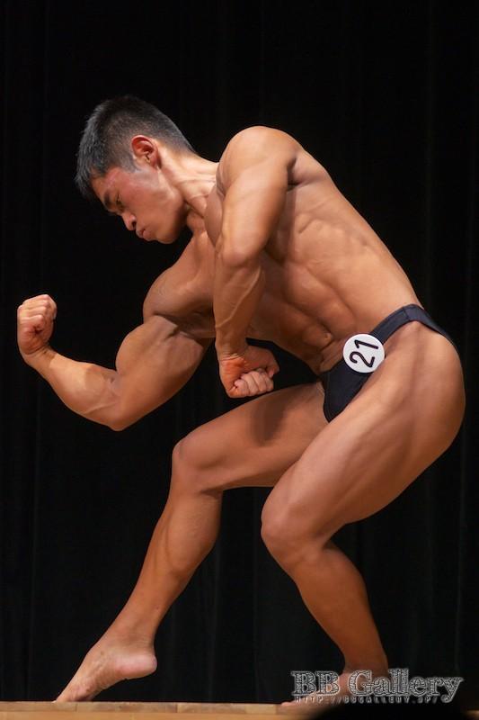 【2013埼玉:60kg】FP:(21)髙野宏一(29才/153cm/ボ歴:6年)