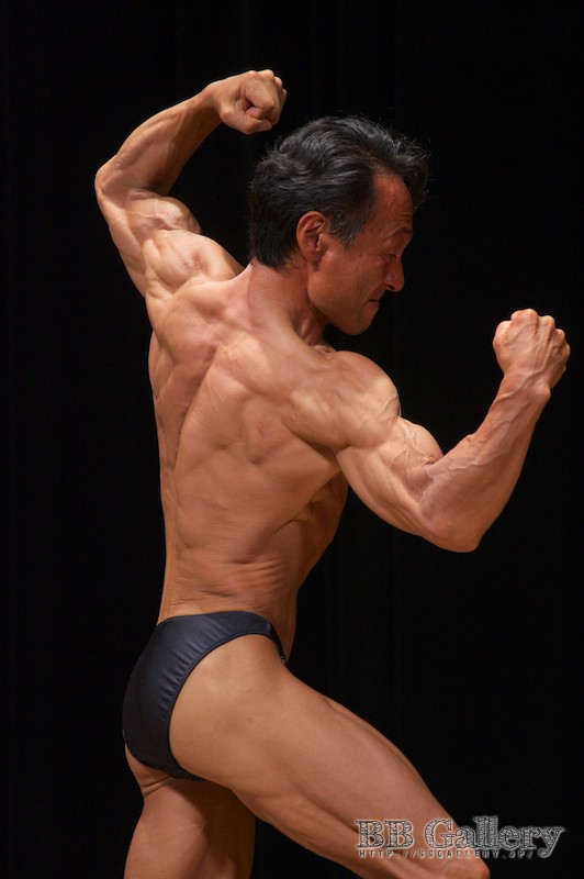 【2013埼玉:60kg】FP:(22)坂井宏行(55才/159cm/ボ歴:26年)