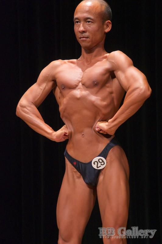 【2013埼玉:60kg】FP:(29)渡辺忠慶(40才/165cm/ボ歴:10年)