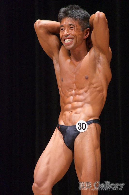 【2013埼玉:60kg】FP:(30)髙橋勝己(42才/165cm/ボ歴:10年2ヶ月)