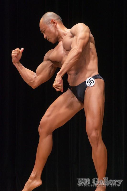 【2013埼玉:65kg】FP:(35)大関淳(41才/166cm/ボ歴:1年6ヶ)