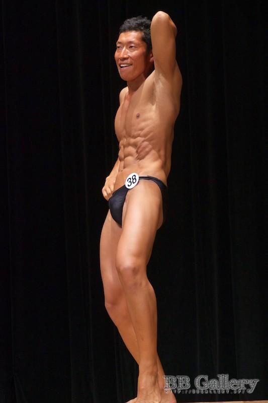 【2013埼玉:70kg】FP:(38)狩野窪淳(26才/169cm/ボ歴:3年)