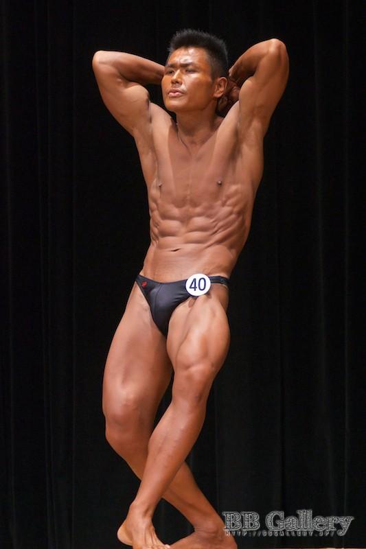 【2013埼玉:70kg】FP:(40)小松敏浩(33才/171cm/ボ歴:4年)