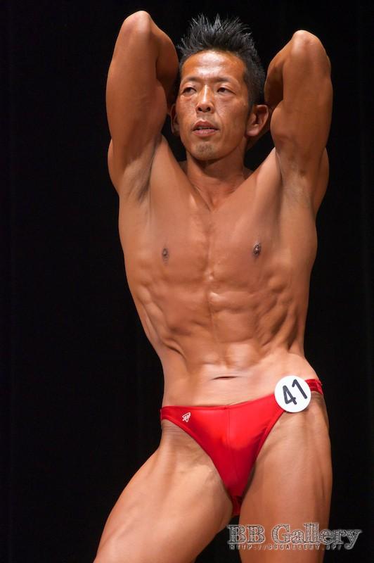 【2013埼玉:70kg】FP:(41)堀口大輔(40才/172cm/ボ歴:10年4ヶ月)