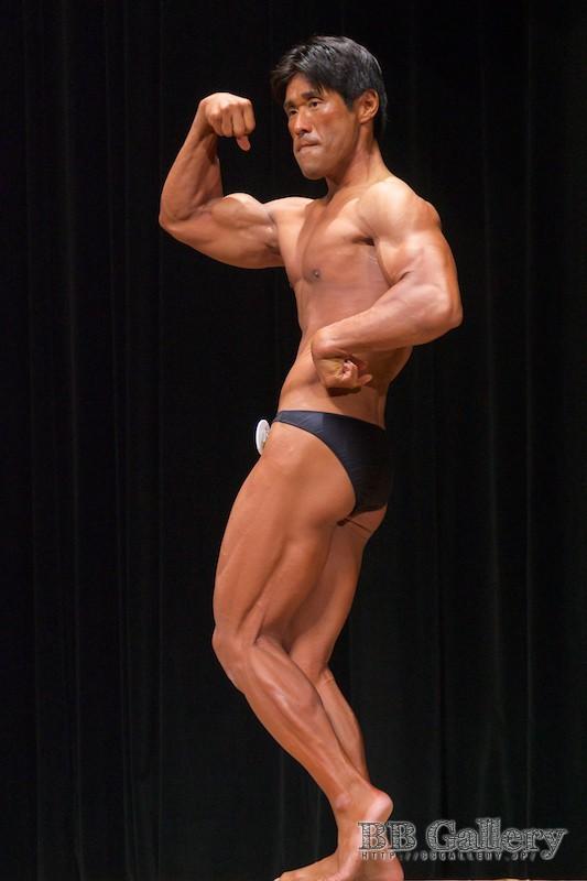 【2013埼玉:75kg】FP:(50)内田泰之(41才/174cm/ボ歴:12年)