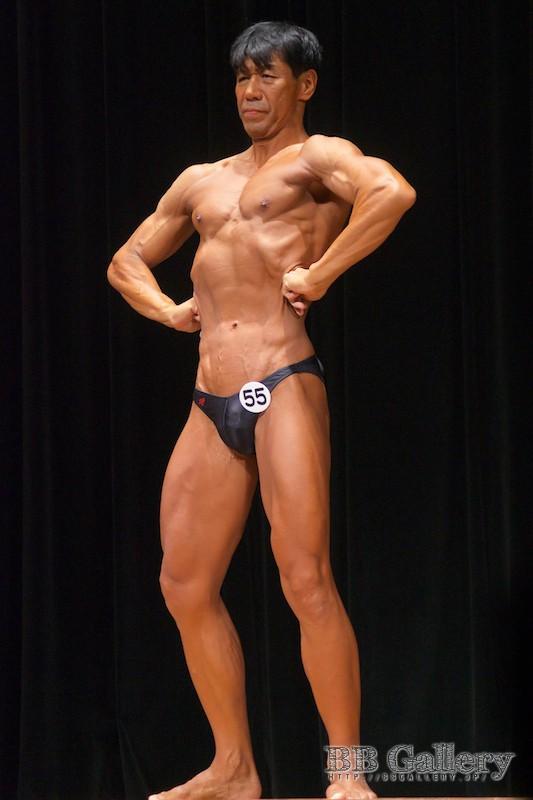 【2013埼玉:75kg超】FP:(55)吉田晴之(45才/180cm/ボ歴:6年)