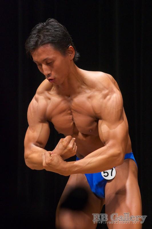 【2013埼玉:75kg超】FP:(57)久保田達也(27才/180cm/ボ歴:4年)