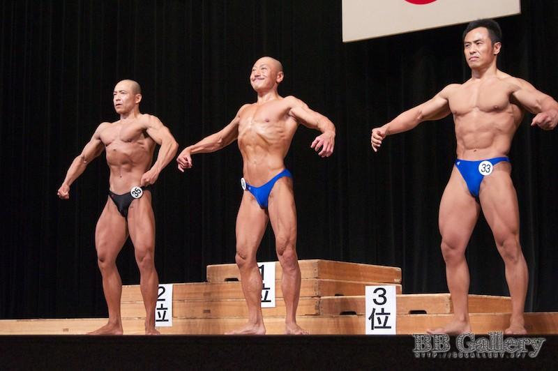【2013埼玉:65kg】(35)大関淳、(34)吉田悟、(33)本田傑