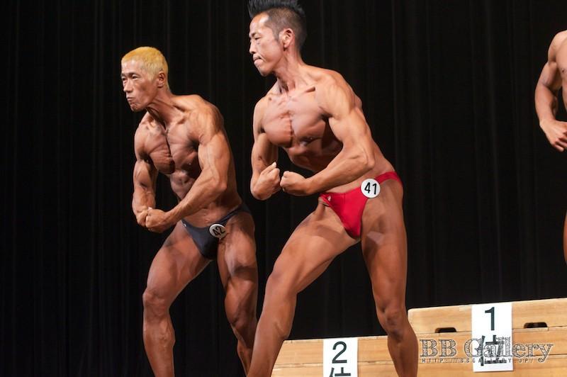 【2013埼玉:70kg】(42)藤川達司、(41)堀口大輔