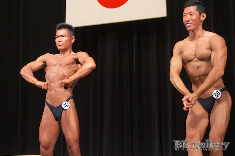 【2013埼玉:70kg】(40)小松敏浩、(38)狩野窪淳