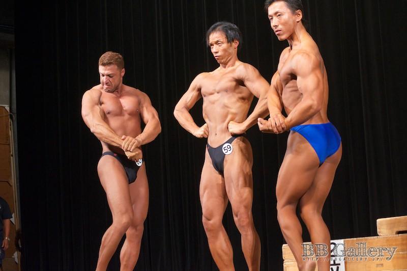 【2013埼玉:75kg超】(60)アルマスィ・ダブド、(59)高橋冬樹、(57)久保田達也